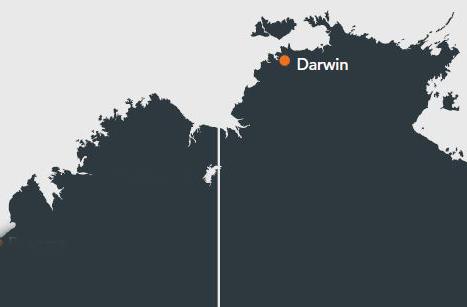 Opening doors in Darwin