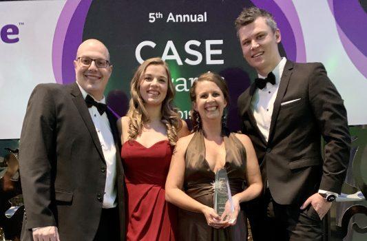 Ellen Watson wins icare CASE award
